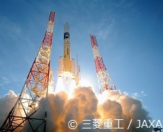 Launch of H-ⅡA Launch Vehicle No. 37