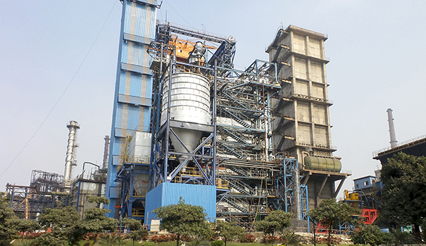 Coke Dry Quenching Plant at TATA Steel, Jamshedpur, India| Our References | Paul Wurth IHI Co., Ltd.