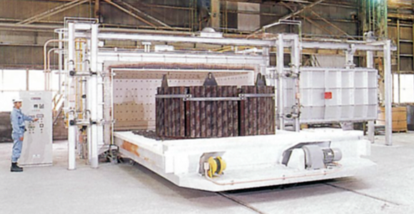 Mold And Ingot Processing Equipment