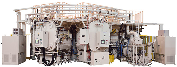 Multi-Chamber Vacuum Carburizing Furnace (V-MALS)