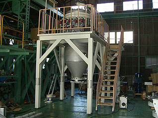 Pid Typical Arrangement For Pressure Safety Valves additionally Vertical Cyclone additionally Rz Topimage together with Filter Specialists Inc Filter Cartidges additionally Amcs Multi Cyclone Centrifugal Separator. on filter separator vessel