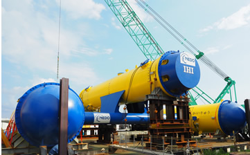 IHI and NEDO to Conduct World's First 100kW Class  Demonstration Test of Ocean Current Power Generation