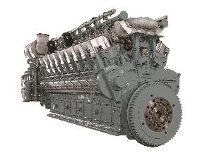 設置予定のガスエンジン「12V28AGS」(出力4000kW,(株)IHI原動機 製)
