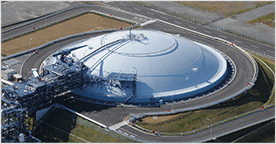 LNG Receiving Terminal, Storage Tank
