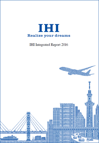IHI Integrated Report 2016