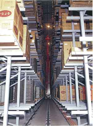 Ihi Automated Storage Retrieval Systems Asrs Ihi