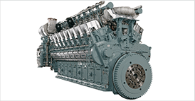 Gas Turbine/ Diesel Engines/ Gas Engines