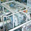 Process gas turbo compressors